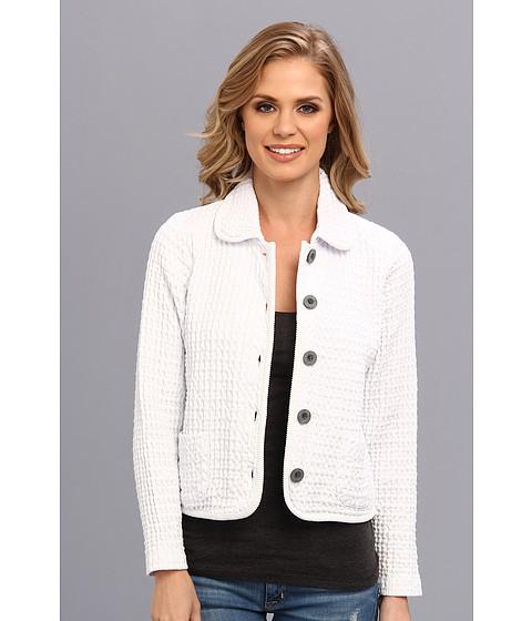 Mod-o-doc - Monster Rag Crop Jacket (White) Women