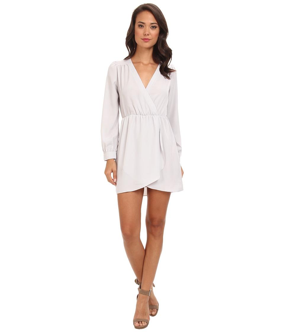 Brigitte Bailey - Demri Dress (Aluminum) Women's Dress
