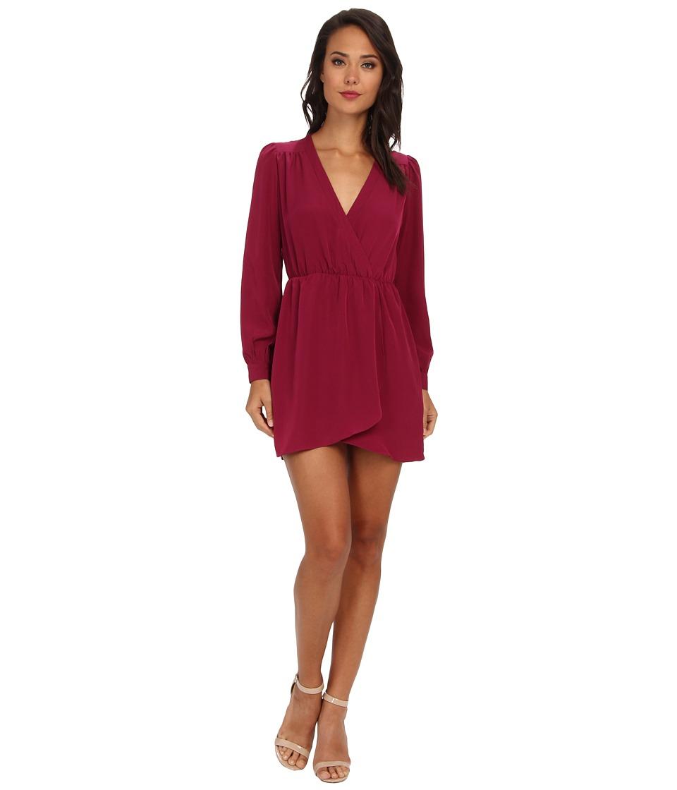 Brigitte Bailey - Demri Dress (Sangria) Women's Dress