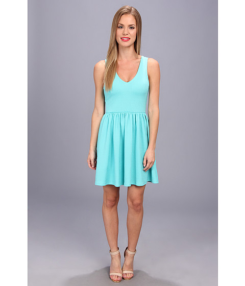 Gabriella Rocha - Lauren Ashley Bow Dress (Mint) Women's Dress
