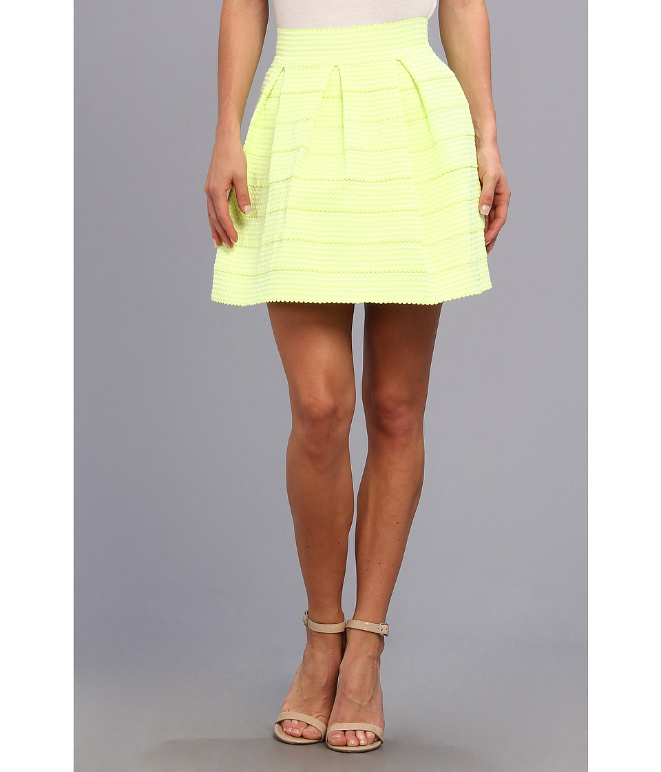 Gabriella Rocha - Sophey Skirt (Lime Green) Women