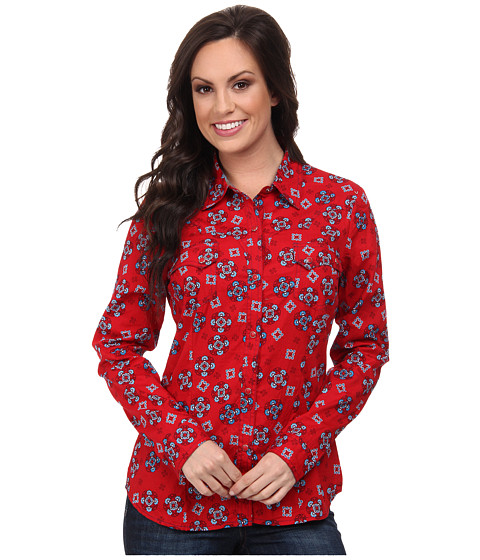 Roper - Medallions (Red) Women