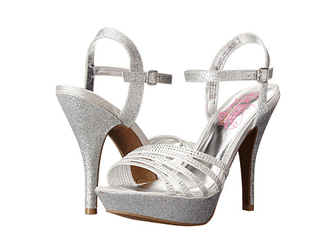 Kenneth Cole Unlisted - My Hour (Silver Glitter PU) Women's Shoes