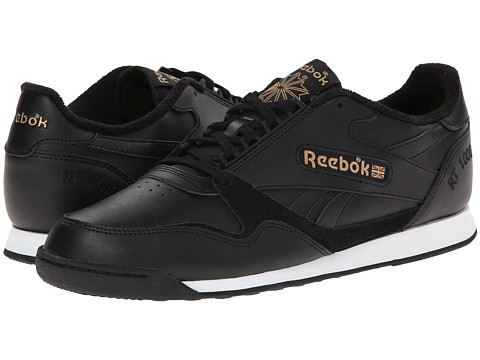 Reebok Lifestyle - RT 1000 (Black/Graphite/White) Men's Classic Shoes