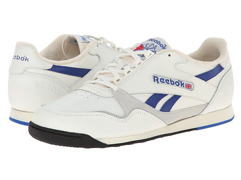 Reebok Lifestyle - RT 1000 (Chalk/Team Dark Blue/Cream White Black) Men's Classic Shoes