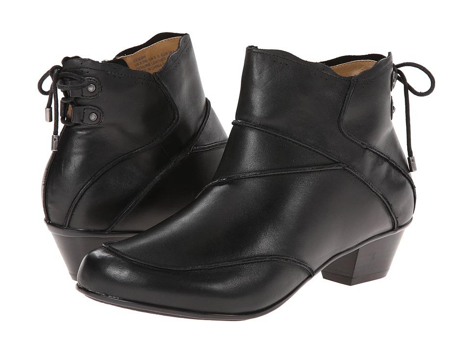 Aetrex - Samantha Ankle Boot (Black) Women