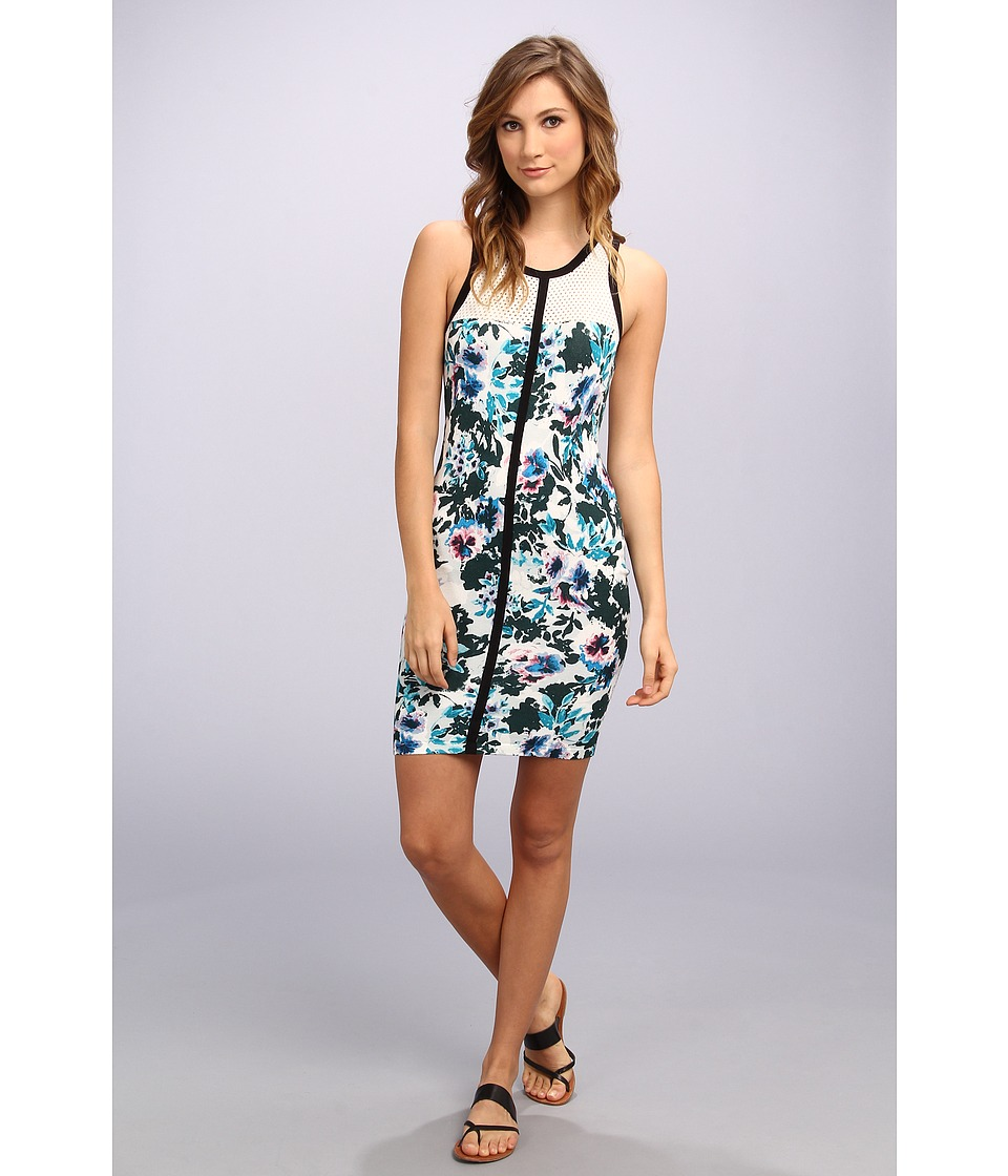 Townsen - Dume Dress (Petunia Floral) Women's Dress