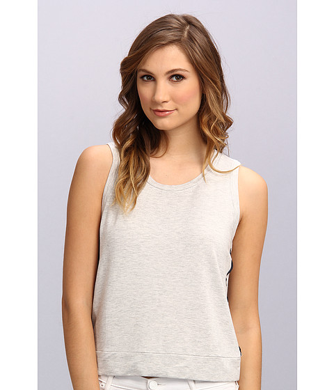 Townsen - Cobra Tank Top (Light Grey Heather) Women's Sleeveless