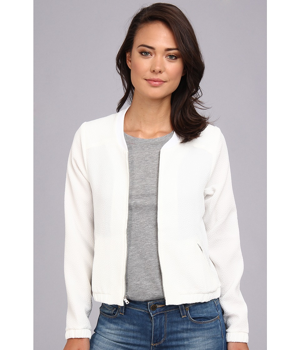Townsen - Pebble Jacket (White) Women's Coat
