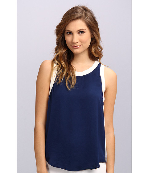Townsen - Archer Tank Top (Navy) Women