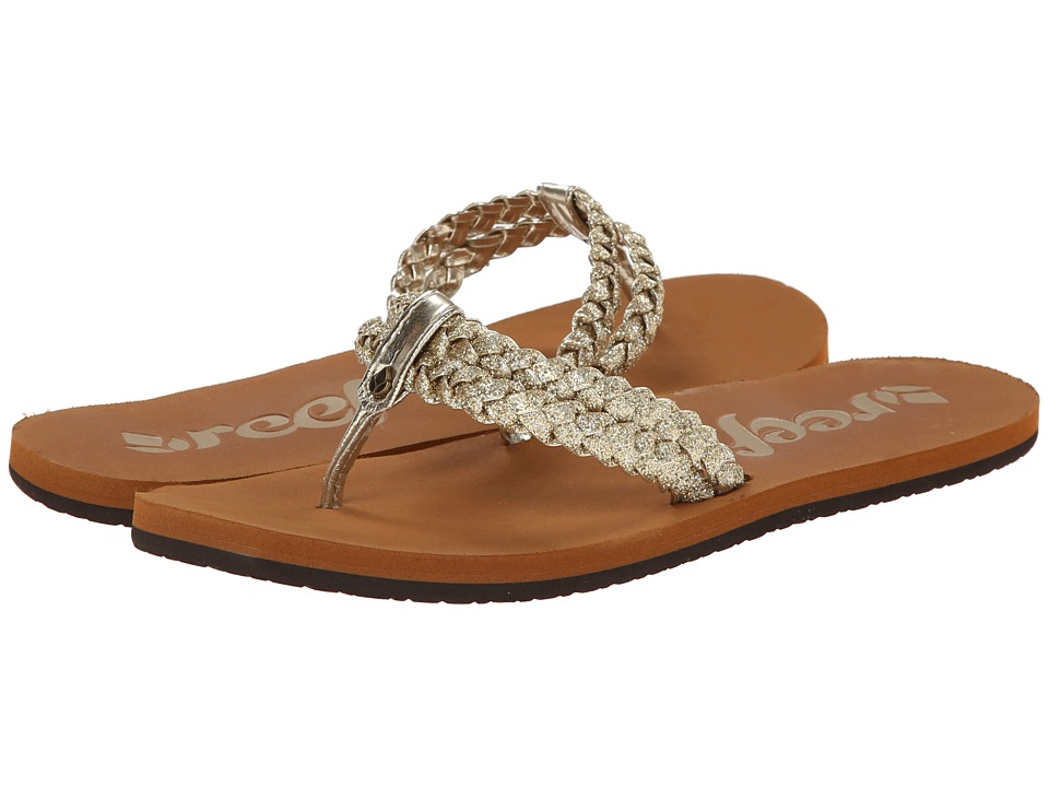 Reef - Starglitz (Gold) Women's Sandals