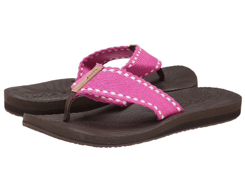 Reef - Zen Wonder (Brown/Pink) Women's Sandals