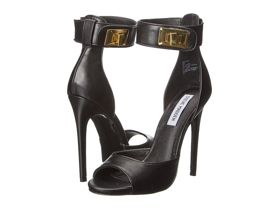 steve madden mayven high heels at 6pm. Black Bedroom Furniture Sets. Home Design Ideas