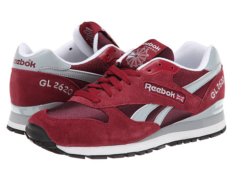 Reebok - GL 2620 (Collegiate Burgundy/Baseball Grey/White) Men's Shoes