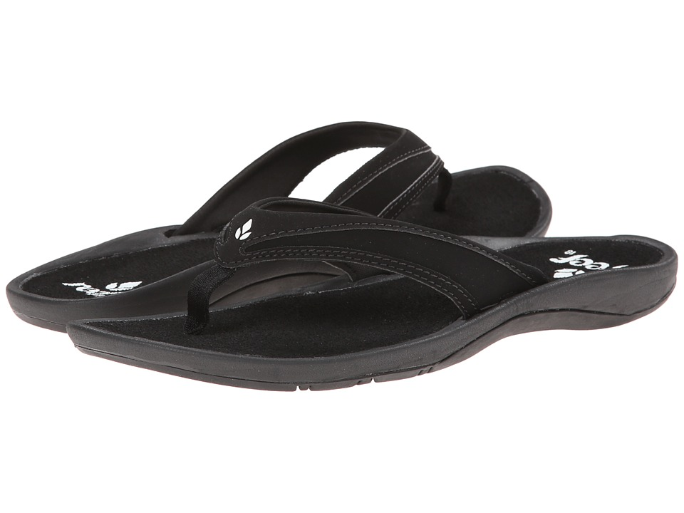 Reef - Movement (Black/Black) Women's Sandals