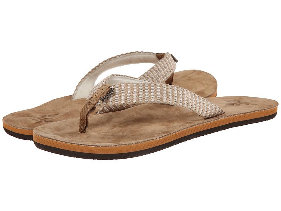 Reef - Gypsylove (Cream) Women's Sandals