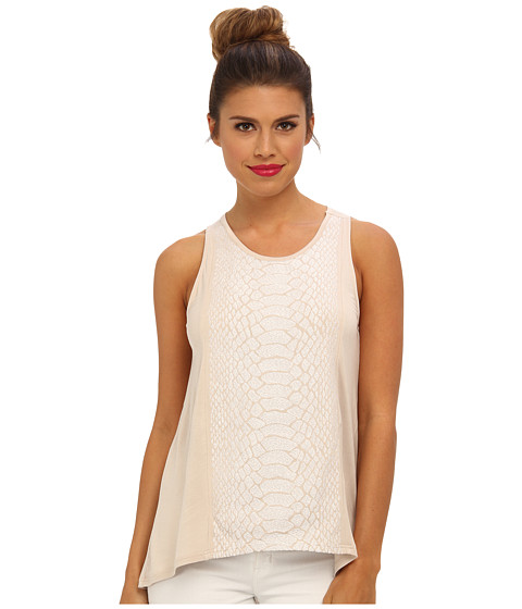 Townsen - Python Tank Top (Sweet Pea) Women's Sleeveless
