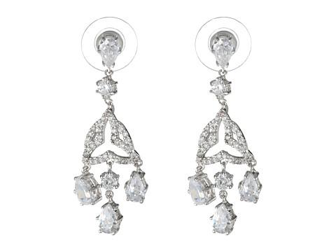 Nina - Gibson (Silver/CZ) Earring
