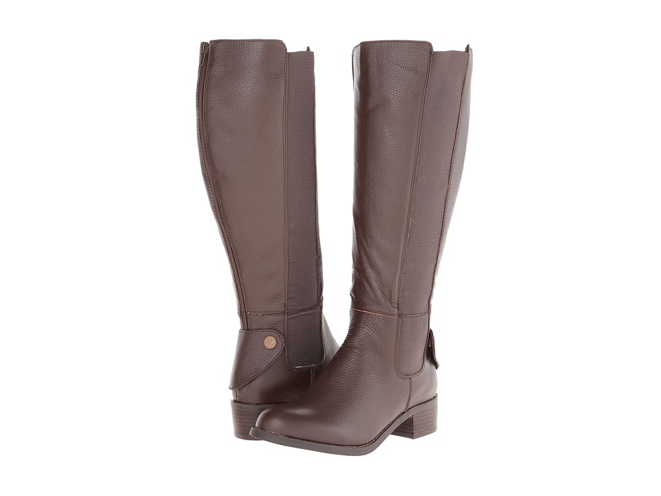 rsvp - Knox Wide Calf (Brown Tumbled) Women's Wide Shaft Boots
