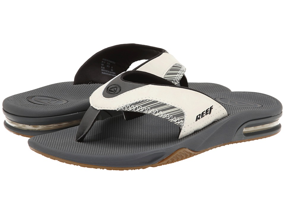 Reef - Fanning Prints (Vap Stripes) Men's Sandals