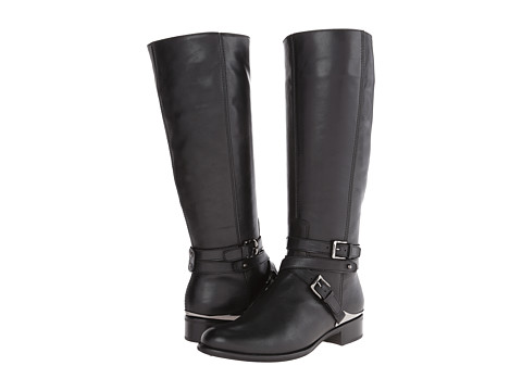 Gabor - Gabor 91.644 (Black Leather) Women's Boots