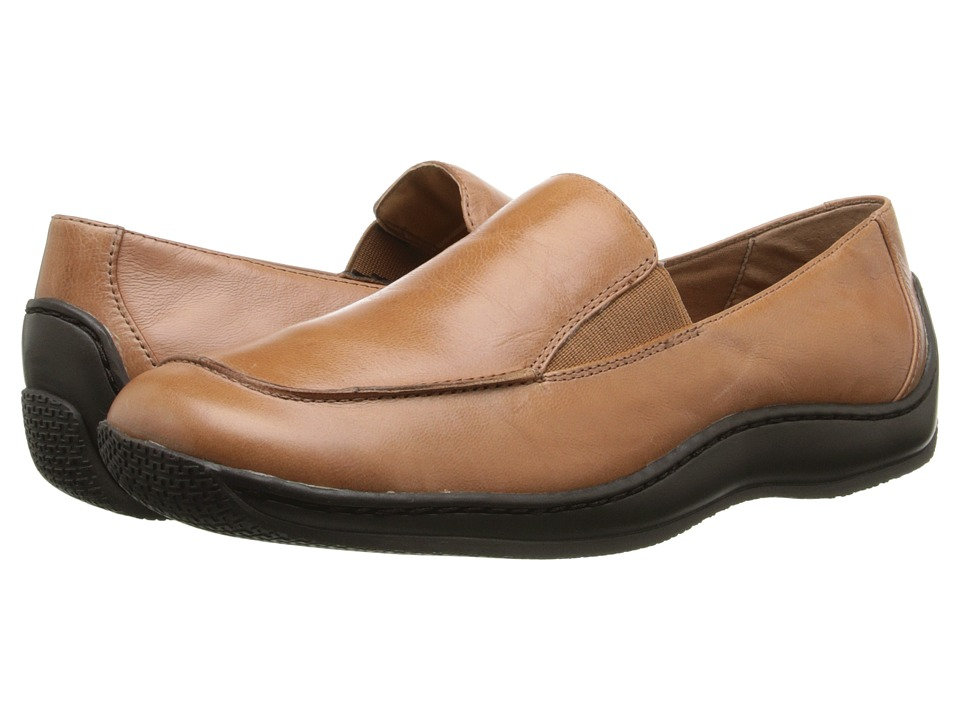 Walking Cradles - Blick (Tan Waxy Wash Leather) Women's Shoes