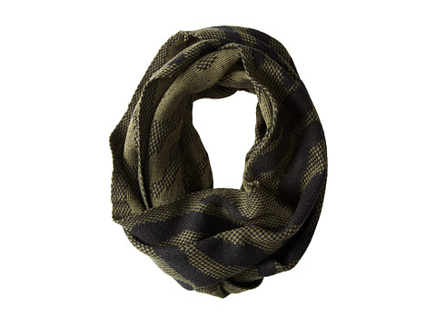 Michael Stars - Wild Side Eternity Scarf (Topiary) Scarves
