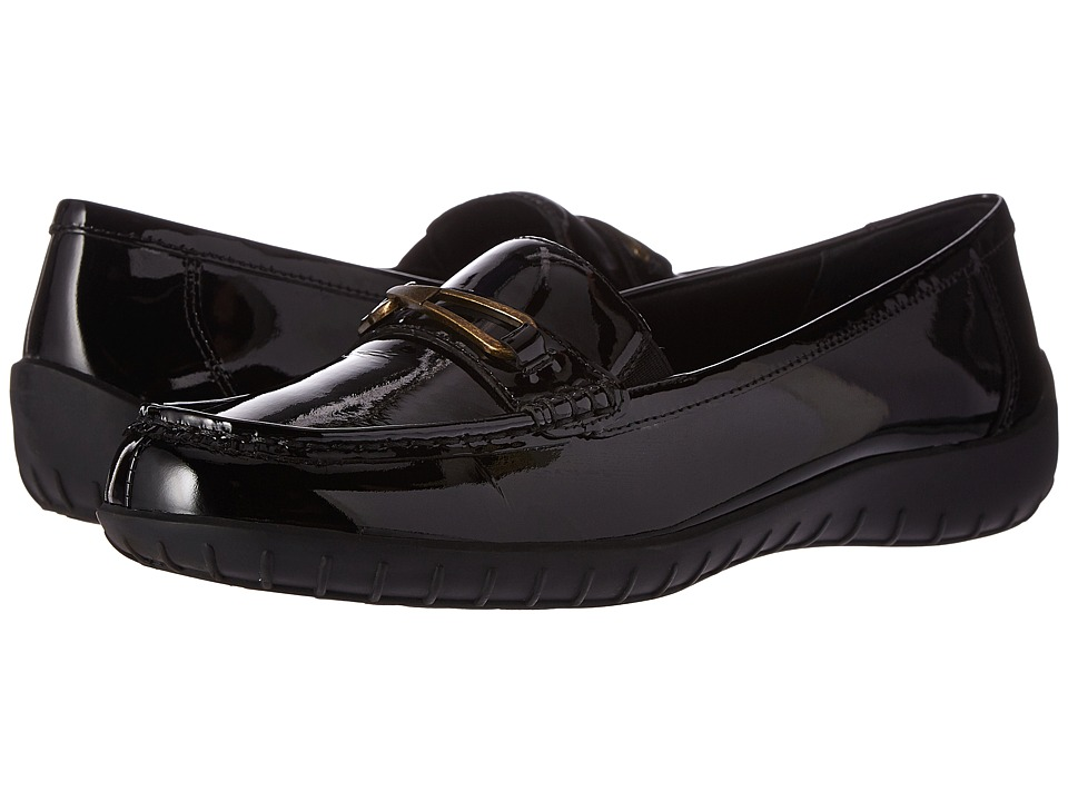 Walking Cradles - Clara (Soft Black Patent) Women