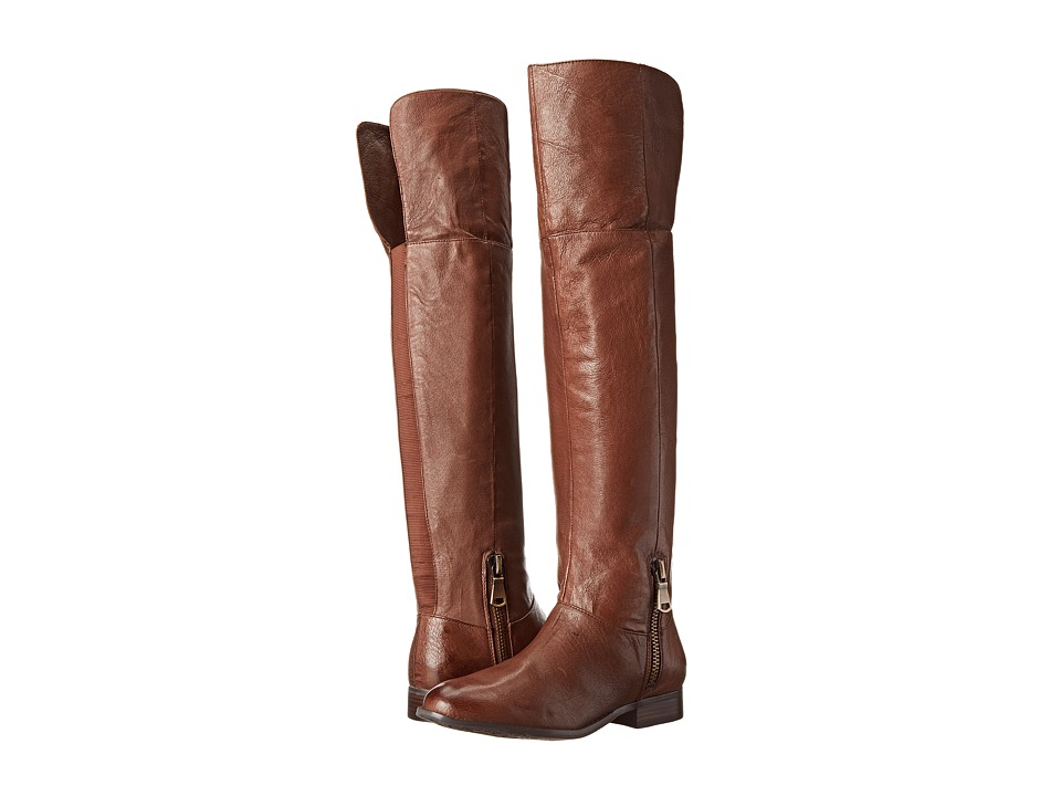 Chinese Laundry Fawn (Brown Leather) Women