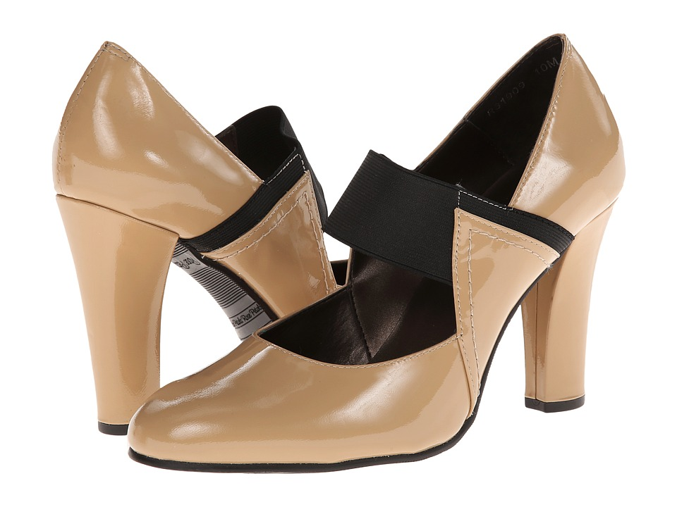 Rose Petals Anthem (New Nude Patent) Women