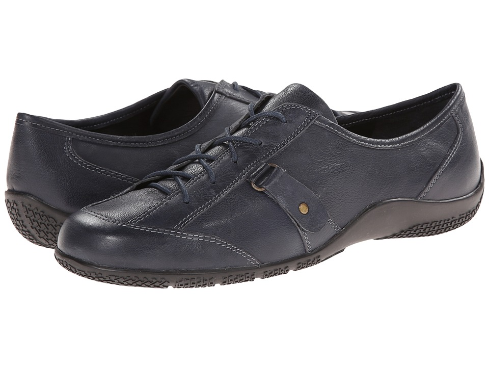 Walking Cradles - Dara (Navy Brushed Kid) Women