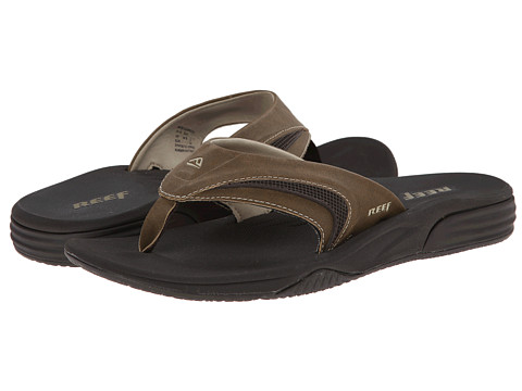 Reef - Phantom Player (Safari Brown) Men's Sandals