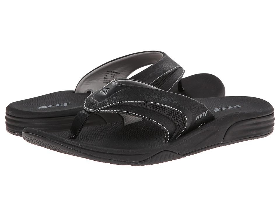 Reef - Phantom Player (Griffin Grey/Black) Men's Sandals
