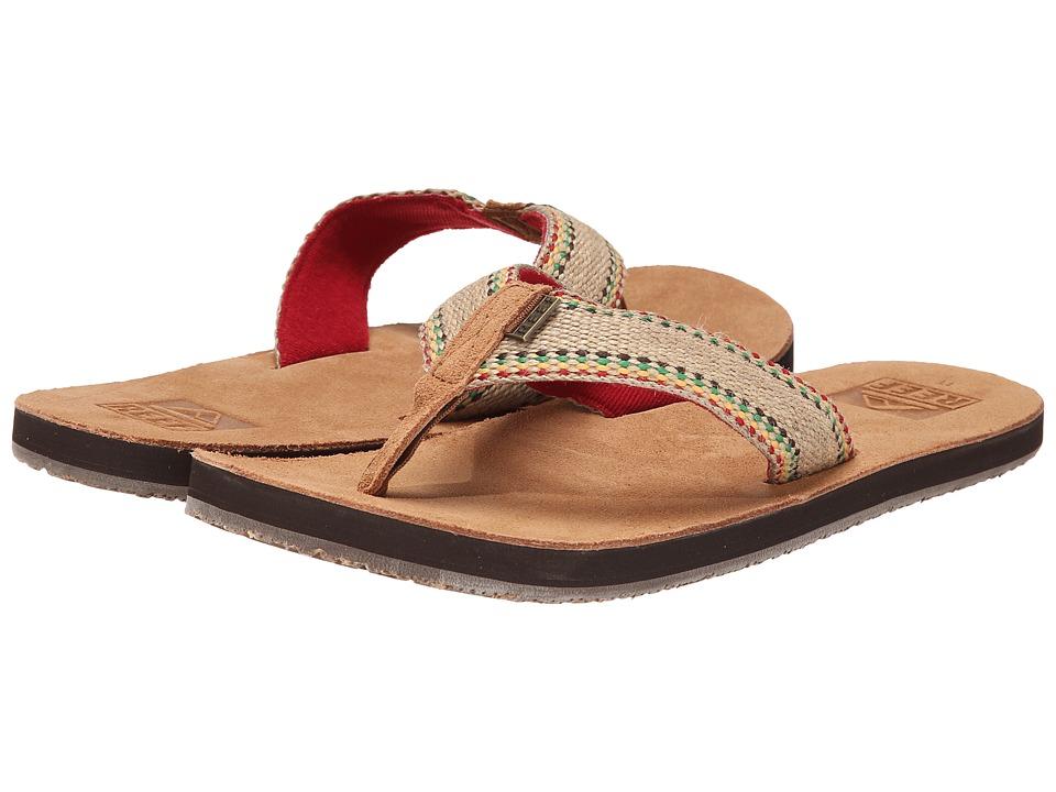 Reef - Bingin (Tan) Men's Sandals