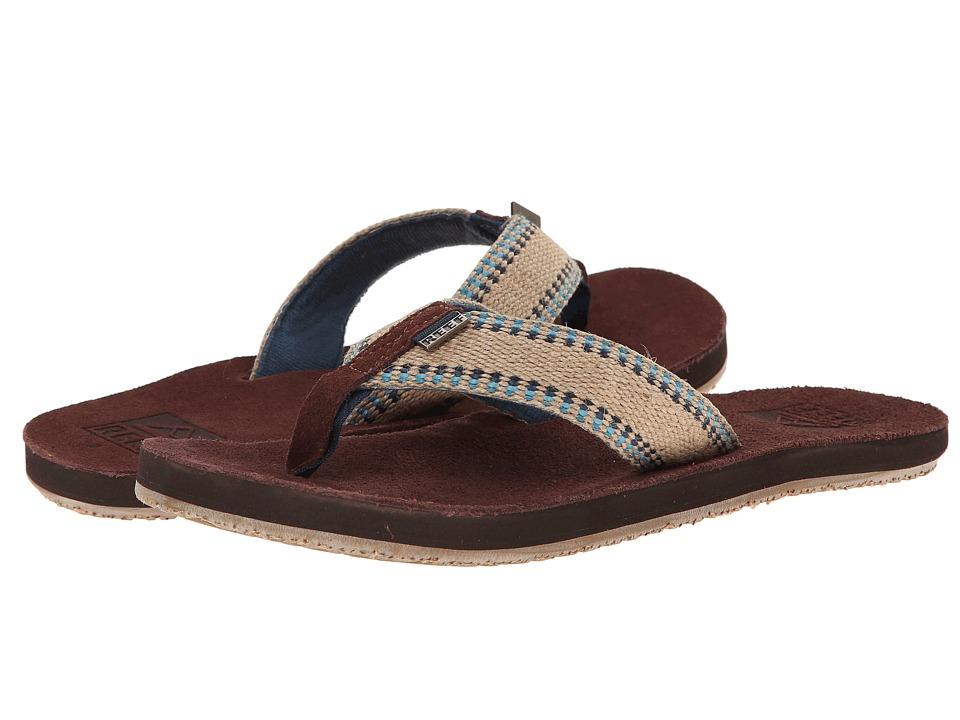 Reef - Bingin (Brown) Men's Sandals