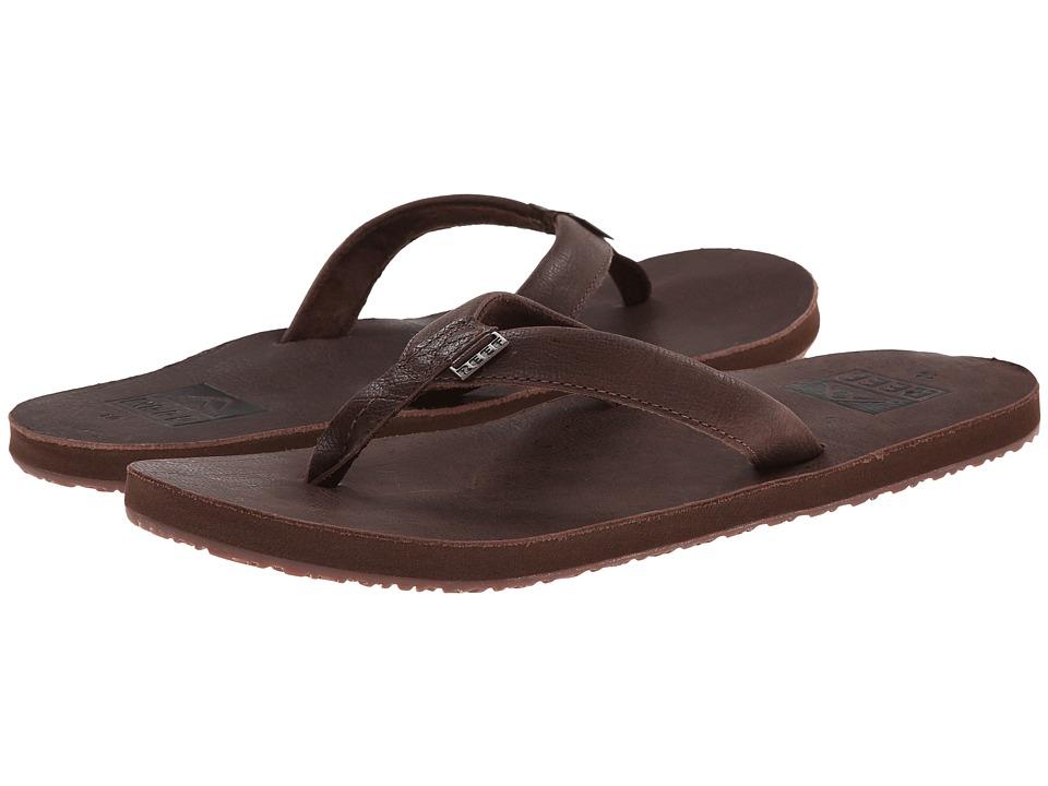 Reef - Ulua (Brown) Men's Sandals