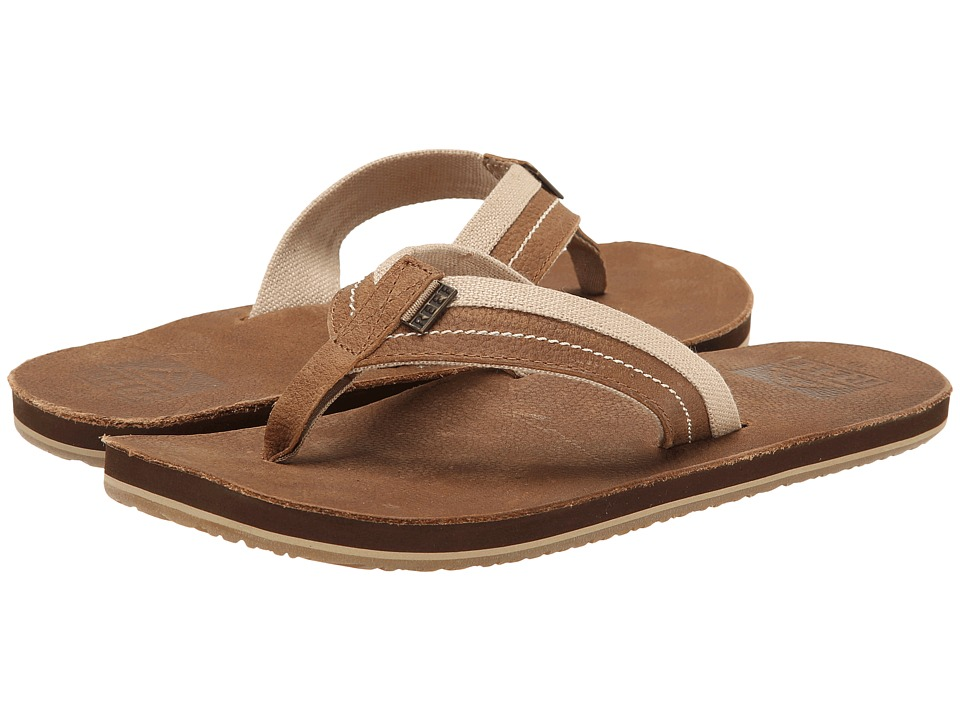 Reef - Jones (Tan) Men's Sandals