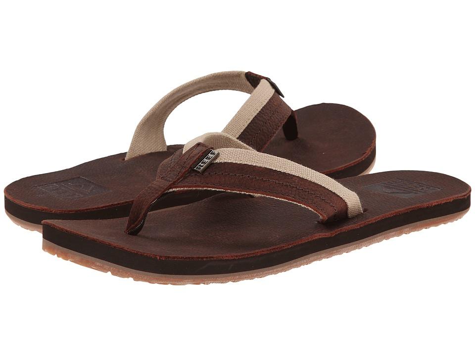 Reef - Jones (Brown) Men's Sandals