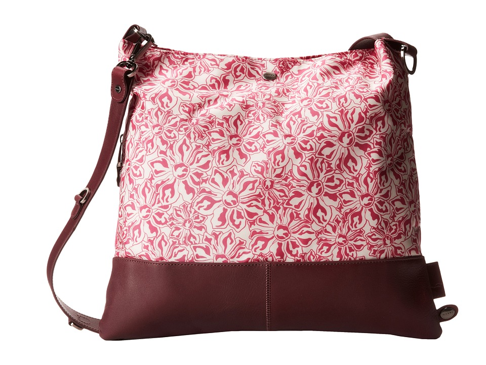 Mosey - Ruby (Sorbet) Cross Body Handbags