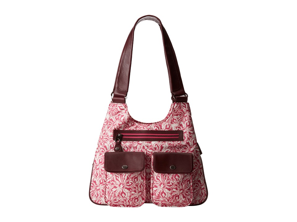 Mosey - Lauren (Sorbet) Shoulder Handbags