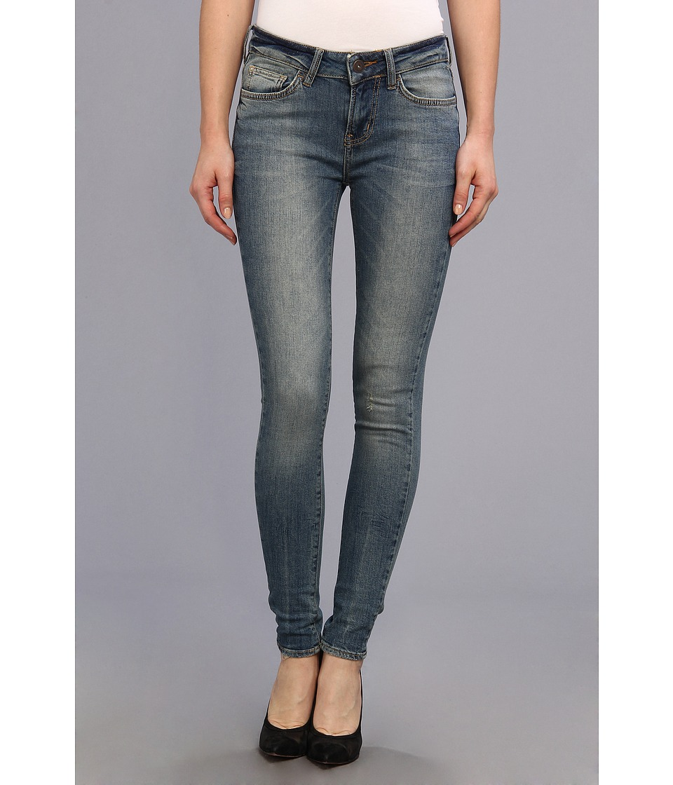 Buffalo David Bitton - Faith Skinny in Indigo (Indigo) Women