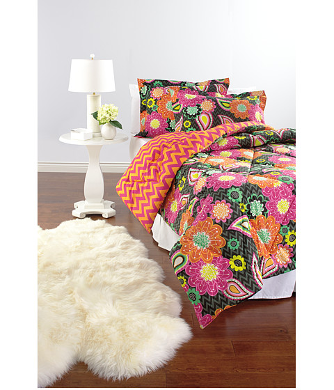 Upc 886003253519 Product Image For Vera Bradley Reversible Comforter Set Twin Xl Ziggy Zinnia