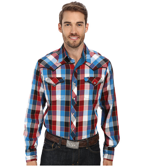 Roper - Herringbone Check (Multi) Men