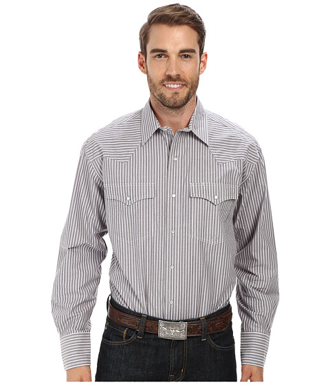 Roper - Neo Ticking (Grey) Men's Clothing