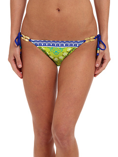 SALE! $35.99 - Save $54 on Trina Turk Seychelles String Bottom (Green) Apparel - 60.01% OFF $90.00