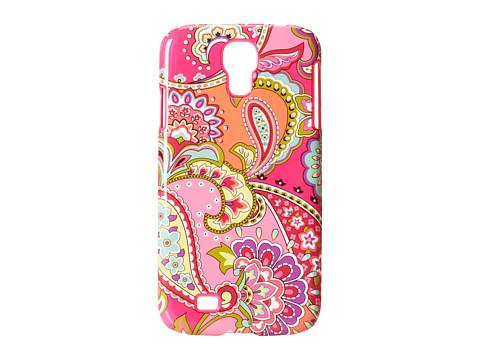 Vera Bradley Snap On Case For Samsung Galaxy S4 (Pink Swirls) Cell Phone Case