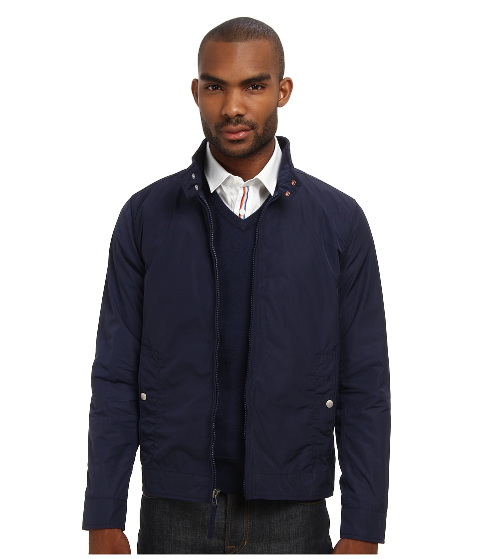 Jack Spade - Peyton Shell Jacket (Navy) Men's Coat