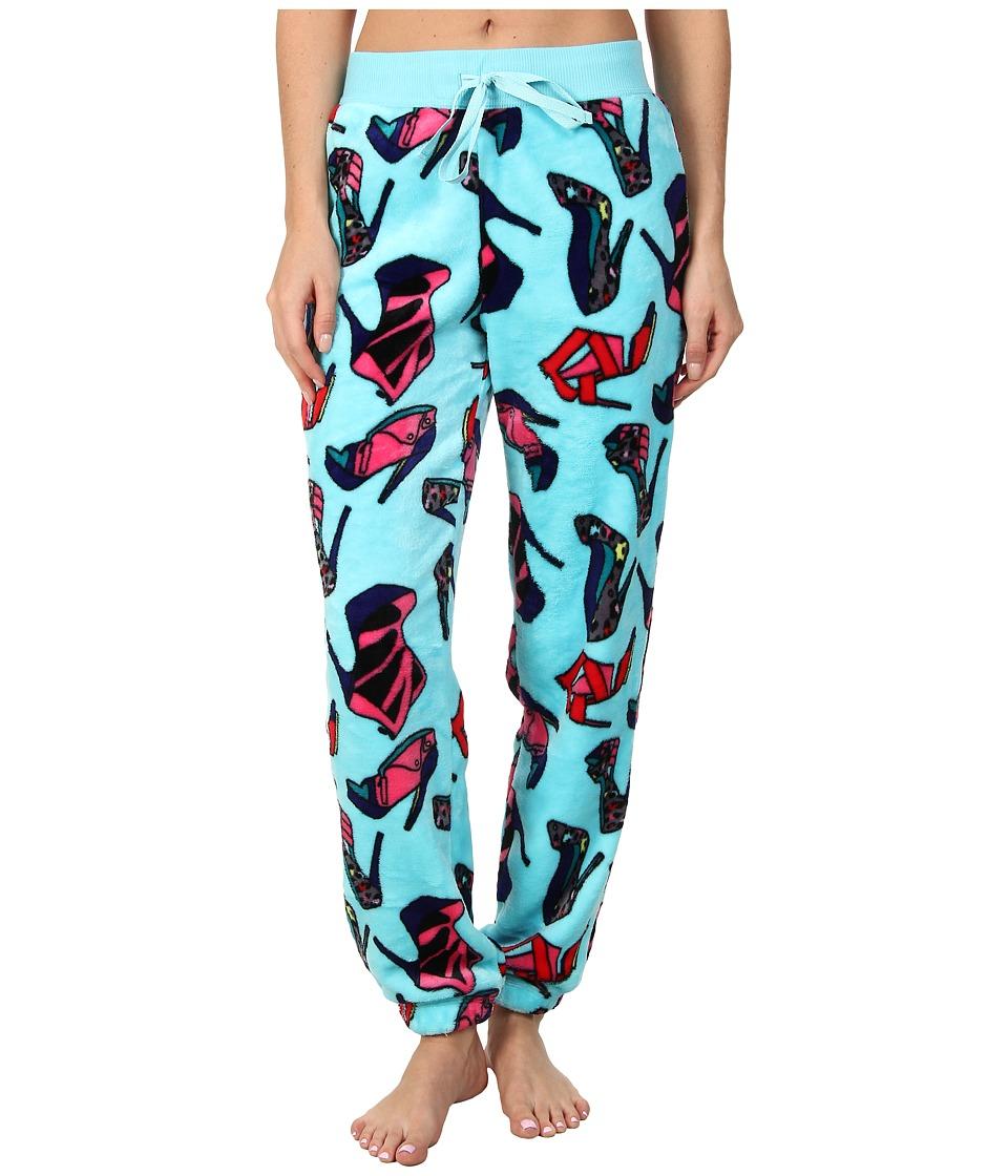 Steve Madden - Plush Lpa (Shooz) Women's Pajama