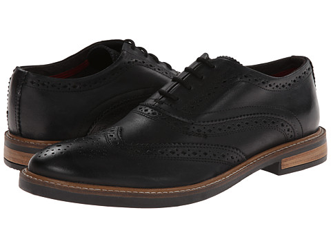 Ben Sherman - Brent (Black) Men's Shoes