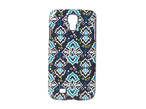 Vera Bradley Snap On Case For Samsung Galaxy S4 (Ink Blue) Cell Phone Case